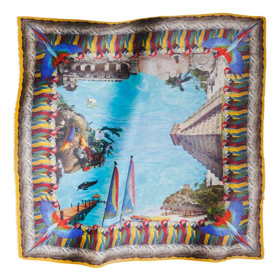 cancun-foulard