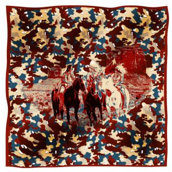 scarf camu cavalli