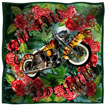 scarf tigri moto